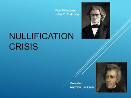 Andrew Jackson Sectionalism