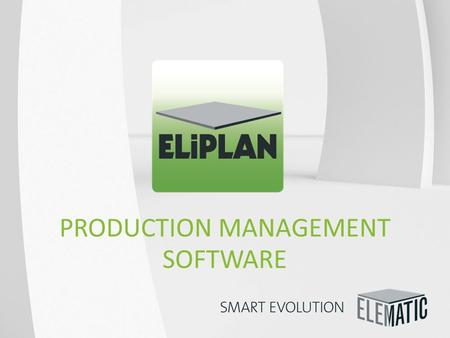 PRODUCTION MANAGEMENT SOFTWARE. WHICH DO YOU PREFER? 2.