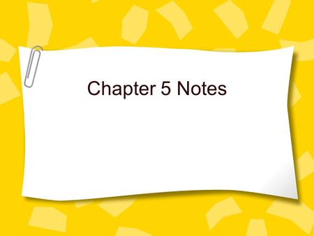 Chapter 5 Notes. 5-1 Compare/Order Rational Numbers Graph and compare the fractions in each pair: -(1/2), -(1/10) Order -(1/2), 3/4, -1, and 2/5 from.