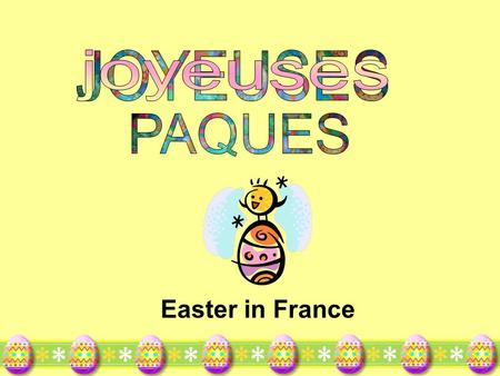 Easter in France. What is the French for Shrove Tuesday? a.Mardi Gras b.Pâques c.Crêpes.