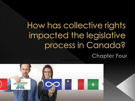  The ways the Charter has fostered recognition of collective rights  The ways the Charter meets the needs of Francophones in a minority setting 