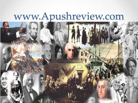 Www.Apushreview.com. American History: Chapter 5 Review Video The American Revolution.