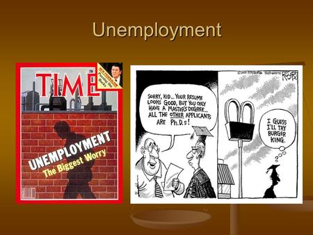 Unemployment. Determining the Unemployment Rate A nation's unemployment rate is an important indicator of the health of the economy. A nation's unemployment.