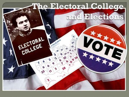  Elections are a two-part process  Primary Election  ** Primaries are important because voters get to narrow down the candidates that will represent.