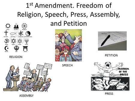 freedom speech vs racism 1 Freedom of speech vs racism  topics: freedom of speech  freedom of speech vs censorship: children on the internet the internet is a very controversial communication device in today's society if desired, one could find information on nearly any topic they choose.