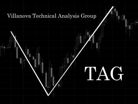 TAG Villanova Technical Analysis Group. SUPPORT AND RESISTANCE.