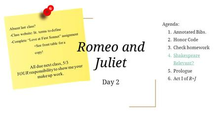 Romeo And Juliet Essay Examples