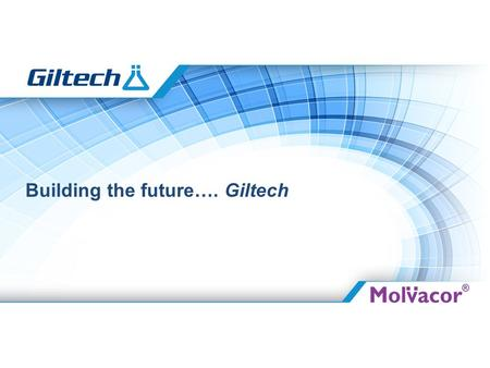Building the future…. Giltech. 2 Company founded in 1984 Three core technology platforms: Alginates Water soluble glasses Biodegradable haemo-compatible.