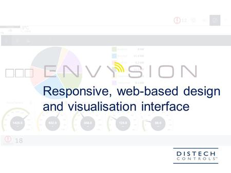 Responsive, web-based design and visualisation interface.