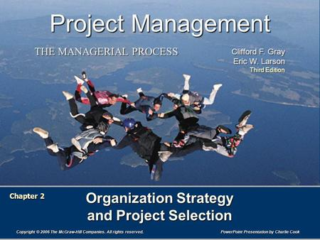 organizational strategy and project selection Project selection and project initiation objectives organization's overall strategic plan step # 2: analyze local businesses perform a business area analysis.