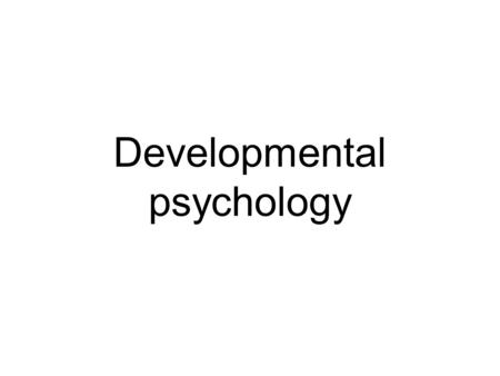 Developmental psychology. List Kohlberg's stages of moral development.
