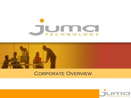 Corporate Overview. About Juma Juma Technology is a full service telecommunications and IT systems integrator specializing in converged voice and data.