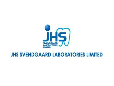"www.svendgaard.com JHS Svendgaard Laboratories Limited : In the business of growing FMCG Brands "" The only unit in the world to manufacture toothpaste."