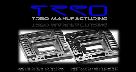 TREO Manufacturing, LLC was founded in May of 2012 by Rick Stephens and Charles Snooks. They together have a tremendous amount of experience in product.