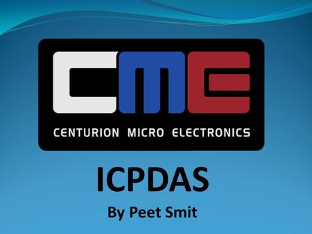 ICPDAS By Peet Smit. For Industrial Applications in Harsh Environment Fiber and EN50155 certified Switch Perfect for use in railway.