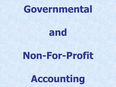 accounting method of non profit organizations Accounting profit is a company's total earnings, calculated according to gaap.