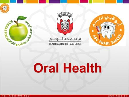 Oral Health. Outline What is oral health Main differences between primary and permanent teeth How dental caries are formed Effects of early loss of teeth.
