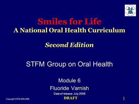 How Fluoride Varnish Combats Early Childhood Caries Daniel ...