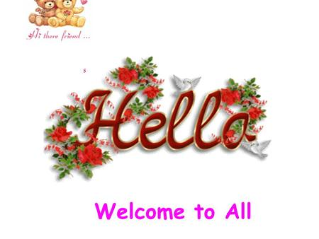 Welcome to All S. Course Code: EL 120 Course Name English Phonetics and Linguistics Lecture 1 Introducing the Course (p.2-8) Unit 1: Introducing Phonetics.