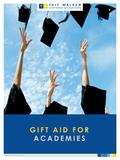GIFT AID FOR ACADEMIES. INTRODUCTION Gift Aid can be an effective way for Academies to boost funding. Unfortunately Gift Aid on many eligible donations.