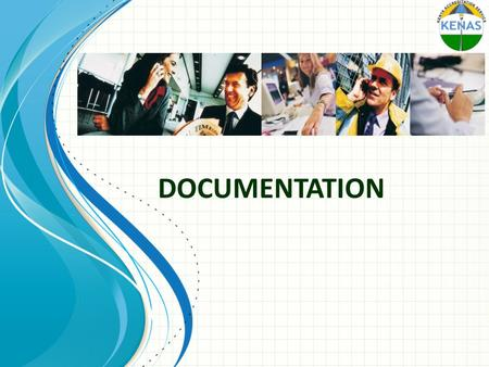 DOCUMENTATION ISO/IEC 17025:2005 Documentation.