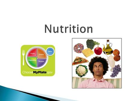  Vocabulary on page 192  In one of the boxes, list 3 reasons why nutrition is important to your health (Calculator once you are finished)  Essay: Evaluate.