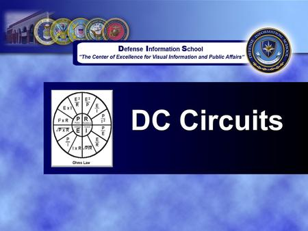 DC Circuits DC Circuits. Overview Ohms Law and Power Series Circuits Parallel Circuits Series Parallel circuits.