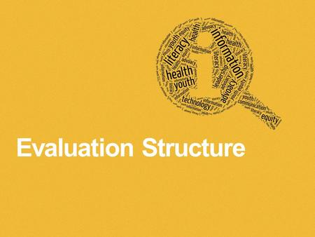 Evaluation Structure. 2| Evaluation – A Multi-layered Approach All AHEC awardees are conducting pre and post tests as well as focus groups with an external.