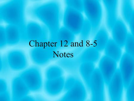 Chapter 12 and 8-5 Notes. 12-1 Frequency Tables, Line Plots, and Histograms Frequency Table: lists each data item with the number of times it occurs.