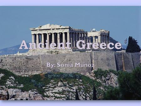 Physical Characteristics Present day Greece is located in the continent of Europe, in the northern and eastern hemispheres. Greece is on a peninsula,