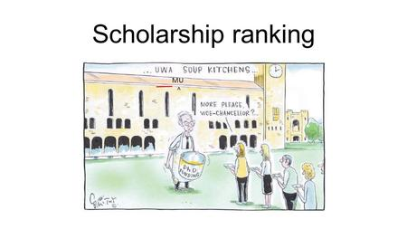 Scholarship ranking MU ^. Ranking PhD applications/scholarships Outline of today's workshop Tracking applications and Biology's new strategy How the system.