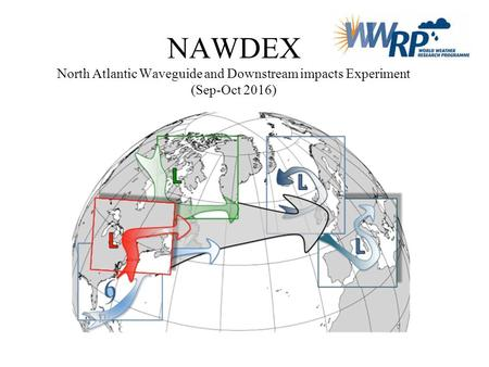 NAWDEX North Atlantic Waveguide and Downstream impacts Experiment (Sep-Oct 2016)