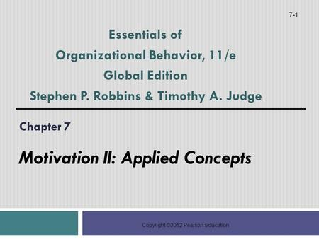 concept and significance of organisational behaviour pdf