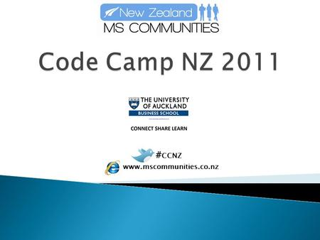 # CCNZ www.mscommunities.co.nz. What is going on here???