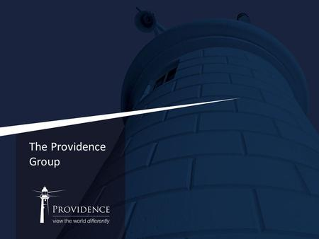 The Providence Group.