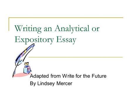 My future essay conclusion