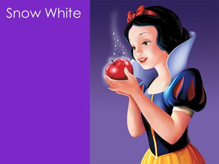 Snow White. Happy Sleepy Grumpy Dopey Doc Sneezy.