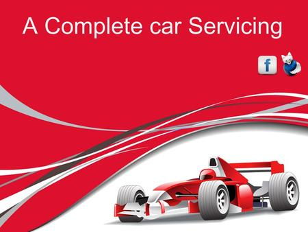 A Complete car Servicing. 1) Car Collection If you don't have time and you want to service your car so just contact to car servicing agency or direct.