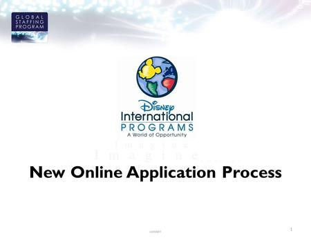 New Online Application Process 1. Key Updates Students Experience a new and enhanced online application process Complete an application to participate.