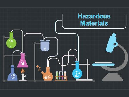 Hazardous Materials Materials that, because of their quantity, concentration, or physical or chemical characteristics, pose a significant present or potential.