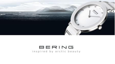 About The Brand - Bering Idea derived from Arctic Beauty Tremendous Global Growth Beautiful Watches Designs are Clean and Elegant It's Bering Time!!