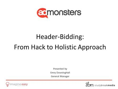 From Hack to Holistic Approach