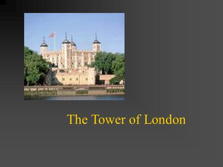 The Tower of London. The Ceremony of the Keys is the traditional locking up of the Tower of London and has taken place on each and every night, without.