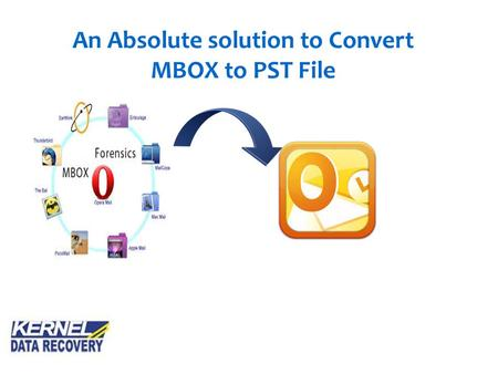 An Absolute solution to Convert MBOX to PST File.