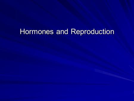 Hormones and Reproduction. Sperm Development Sperm develop in the testes and mature and get stored in the epididymis. Sperm development begins at puberty.