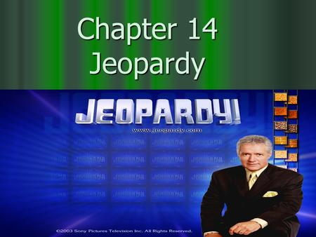 Chapter 14 Jeopardy. Tax based on a person's earnings (taxes taken out of your pay check):