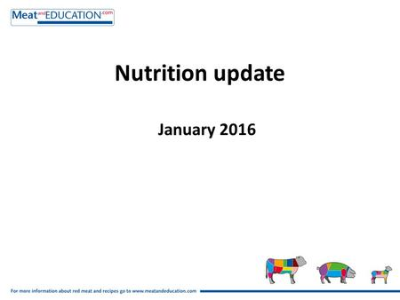 Nutrition update January 2016. Nutrition update Nutrition in the news: sugars and fibre Nutrition claims 'source of' and 'high in' Classroom activities.