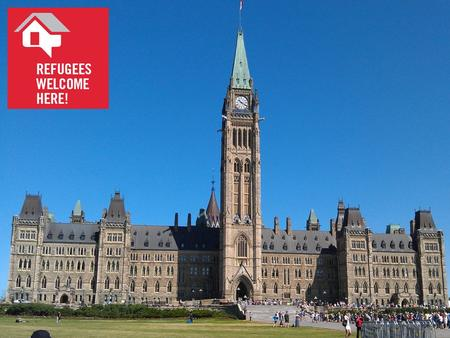 Lobbying your MP: When you'd rather meet than tweet! Training Materials on Refugee Rights March 23, 2016.