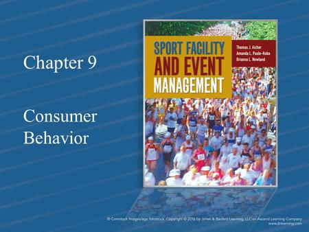 Chapter 9 Consumer Behavior. Chapter Objectives 1.Describe the concepts of socialization, involvement, and commitment 2.Define motivation and apply it.