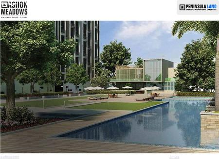 Www.ashokmeadows.com Ashok Meadows : 3 BHK Flats in Hinjewadi Phase 1 Pune Marketed by : AmuraAmura.